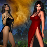 Island Elegance Clothing Themed Software ToxicWolf