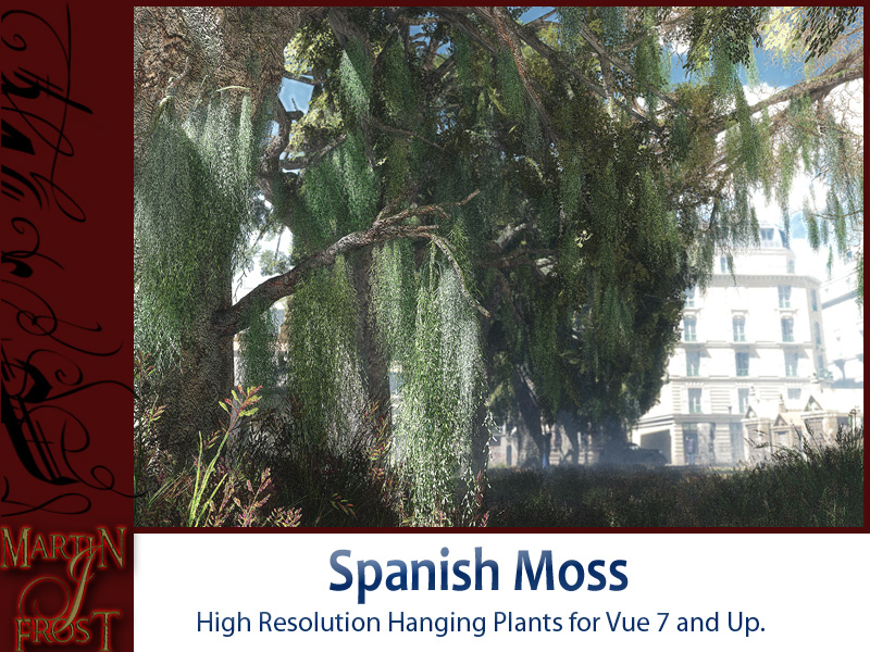 Spanish Moss for Vue