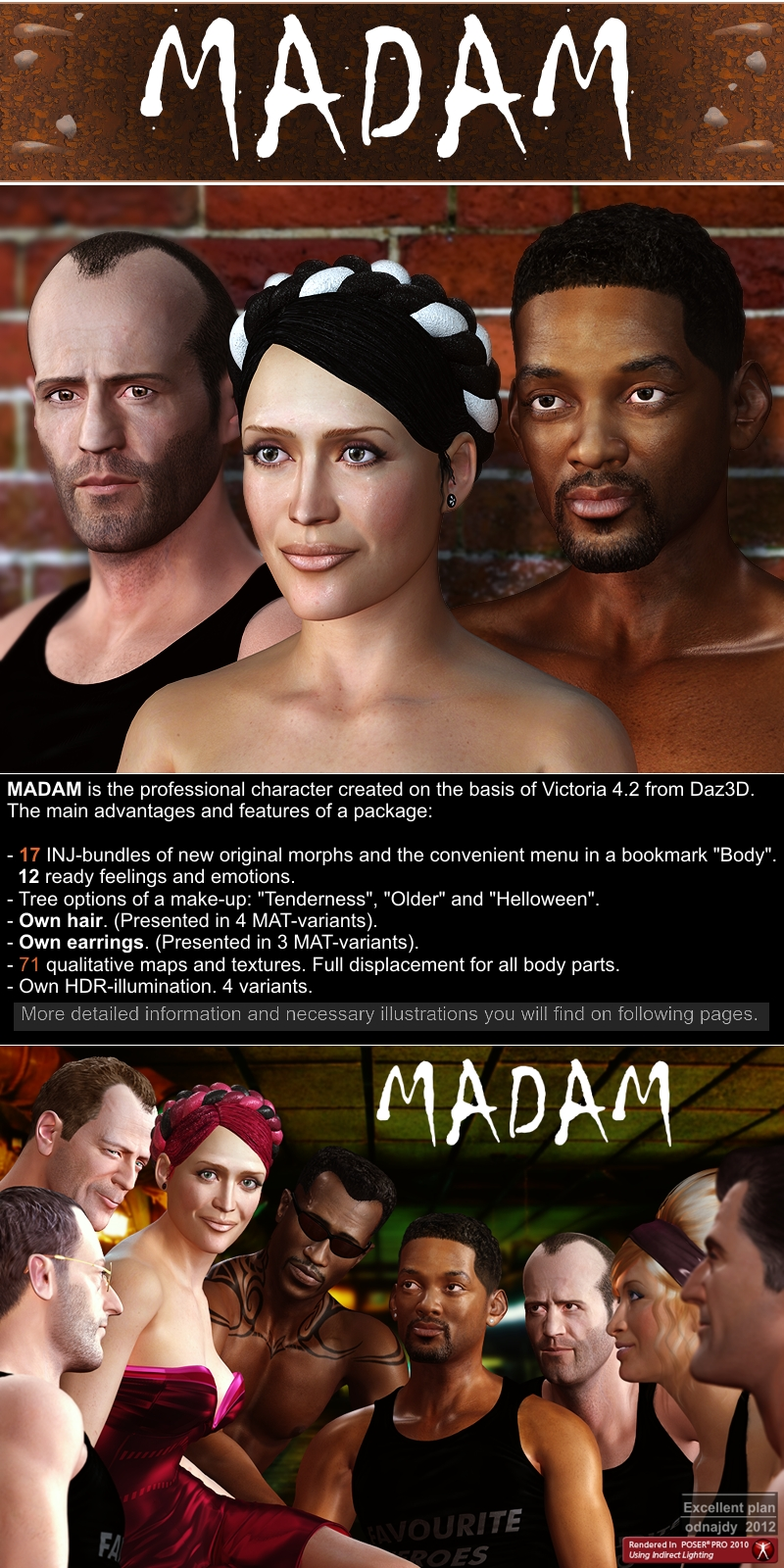 MADAM for V4.2 by odnajdy