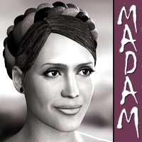 MADAM for V4.2 3D Figure Assets odnajdy
