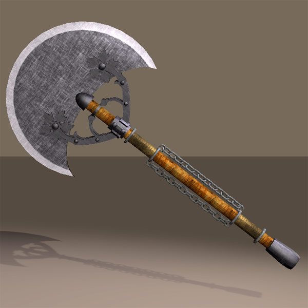 Fantasy Weapons 2 3d Models Rpublishing