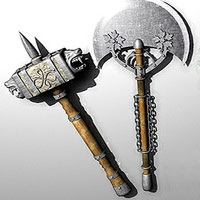 Fantasy Weapons #2 image 1
