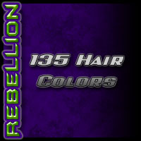 REBELLION: Hair 03 Stylized image 7
