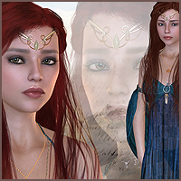 Her Grace for Dragon Lady Dress image 2