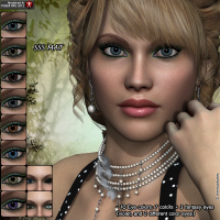 EA Ninette For V4 And Genesis image 1
