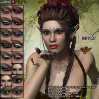 EA Ninette For V4 And Genesis image 2