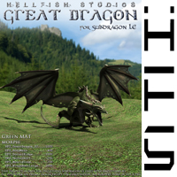 HFS Great Dragon for SubDragon image 5
