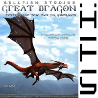 HFS Great Dragon for SubDragon image 6