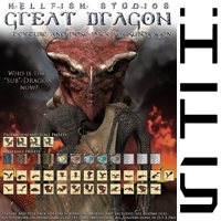 HFS Great Dragon for SubDragon image 7