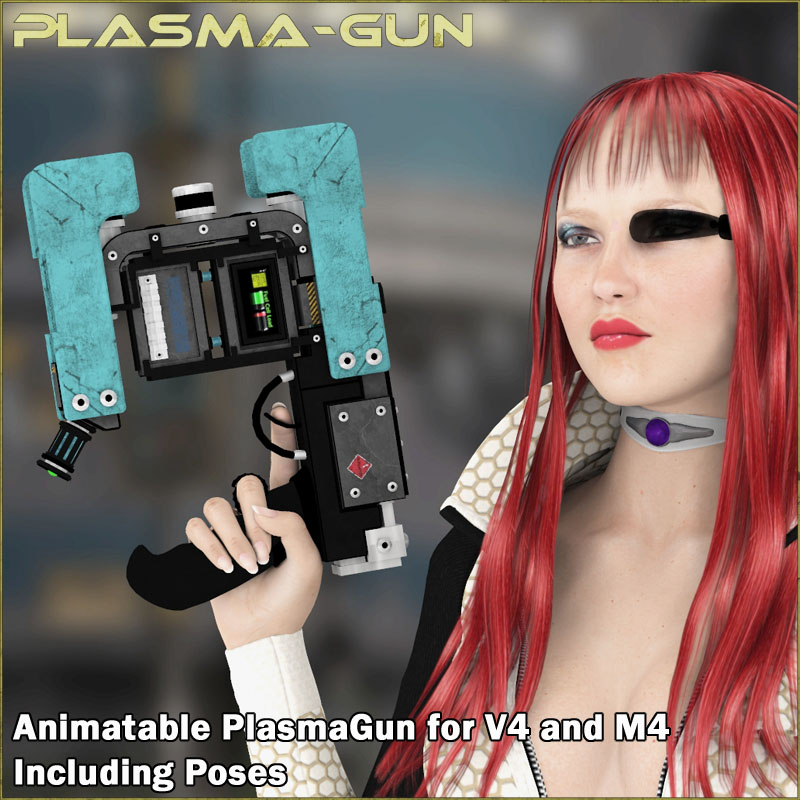 PlasmaGun for V4 and M4