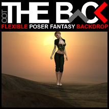 THE BACK Base 3D Models Software outoftouch