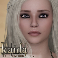 SASE Kaida V4 and Genesis 3D Figure Essentials Sabby