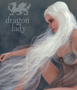 SAV Dragon Lady Hair