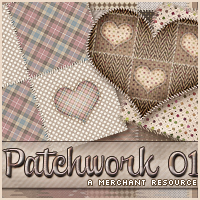 Merchant Resource: Patchwork 01 2D Graphics Merchant Resources Sveva
