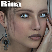 Rina Themed Software Characters Imaginary_House