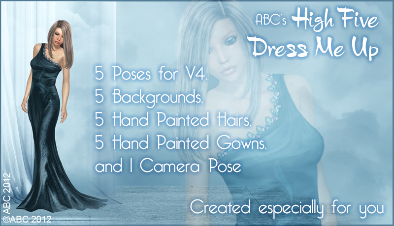 ABC Hi5 Dress Me Up by antje