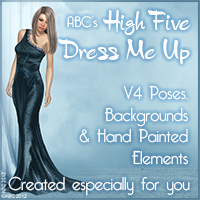 ABC Hi5 Dress Me Up 2D And/Or Merchant Resources Software Poses/Expressions Themed Bez