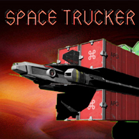 SpaceTrucker Transportation Themed Props/Scenes/Architecture shawnaloroc