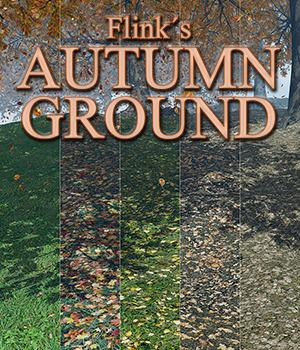 Flinks Autumn Ground 3D Models Flink