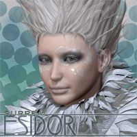 Surreal Esidor 3D Figure Essentials surreality