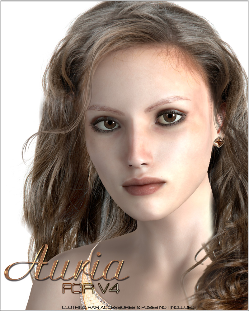 Auria for V4 by vyktohria