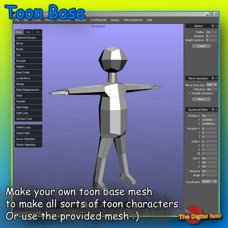 Toon Base Tutorial