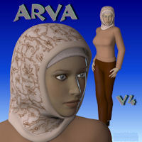 Arva 3D Figure Essentials 3D Models pappy411