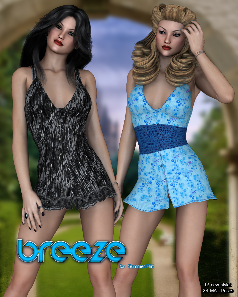 Breeze for Summer Flirt