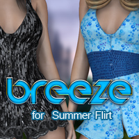 Breeze for Summer Flirt Themed Clothing FrozenStar