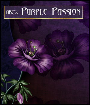 ABC Purple Passion 2D 3D Models Bez