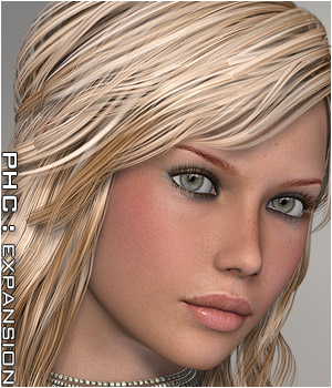 PHC : SAV Eirene Hair Themed P3D-Art