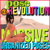 i13 POSE REVOLUTION Poses/Expressions Themed ironman13