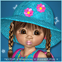 Summer Fun Clothing Characters Leilana