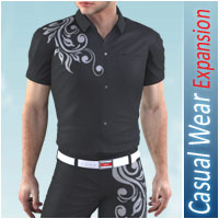 Casual Wear Expansion Clothing Software halcyone