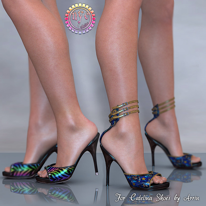 NYC for Catelina Shoes