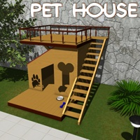 Pet house Props/Scenes/Architecture Themed greenpots