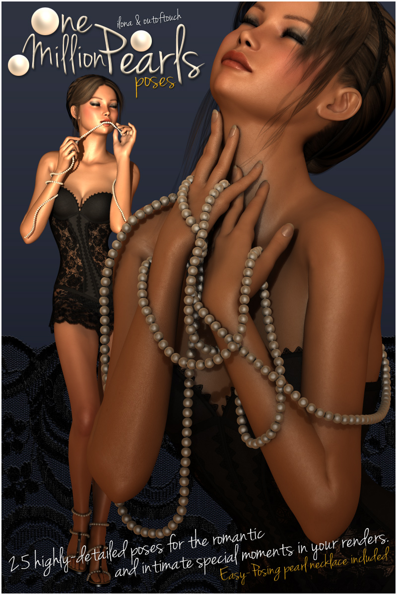 ONE MILLION PEARLS Pose Collection