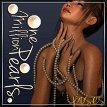 ONE MILLION PEARLS Pose Collection 3D Figure Essentials 3D Models outoftouch