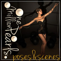 ONE MILLION PEARLS Poses, Scenes and Lights 3D Figure Essentials Software 3D Models outoftouch