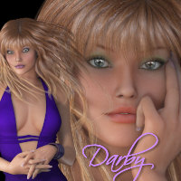 RM Darby 3D Figure Essentials rebelmommy
