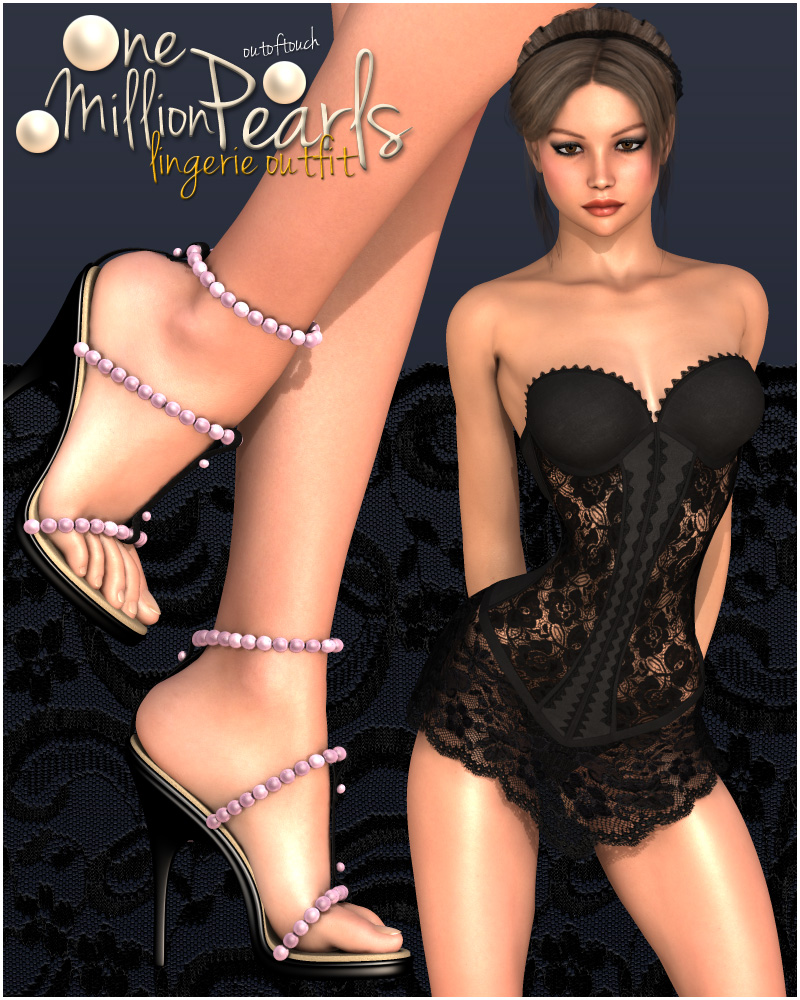 ONE MILLION PEARLS Outfit V4/A4/G4