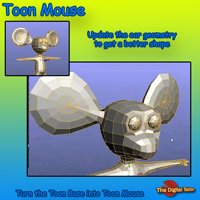 Toon Mouse Video Tutorial image 1