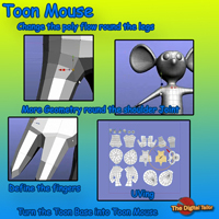 Toon Mouse Video Tutorial image 3