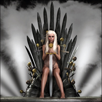 Iron Throne 3D Models mytilus