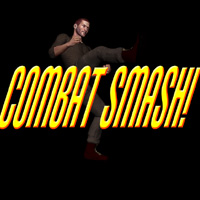 Combat Smash!: The Deadly Combat Of The Streets Poses/Expressions StratoCumulus