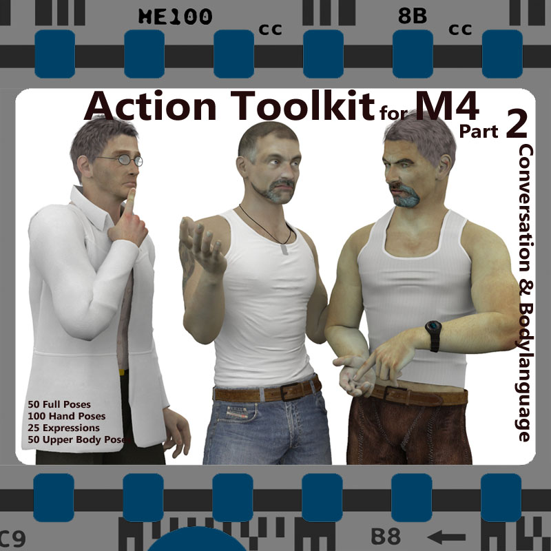 Action Toolkit II for M4