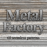 FS Metal Factory 3D Models 2D Graphics FrozenStar