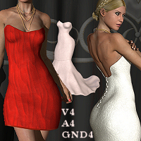 V4 BridalDress Software Themed Clothing Karth