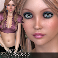 FR Dulcina 3D Figure Essentials Freja