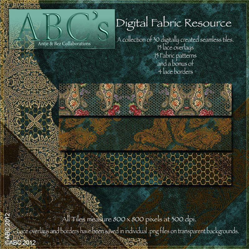 ABC's Digital Fabric Resource
